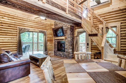 10 Unique Cabins Amp Places To Stay In Hocking Hills You Don
